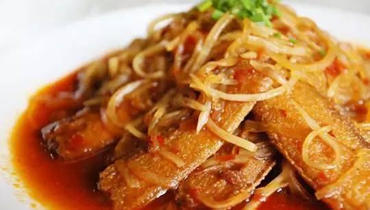 十日谈 | 萝卜烧带魚