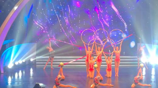 雏鹰高飞 活力青春 上海市第十六届运动会圆满闭幕