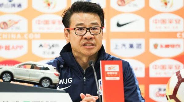 吴金贵总结赛季:经历短痛是为未来可期,下赛季我们一定会变个样