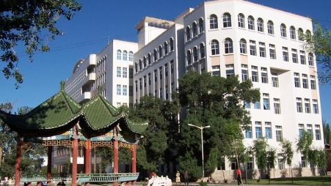 【新时代新气象新作为】上海援疆教师在喀什撑起一座综合性大学