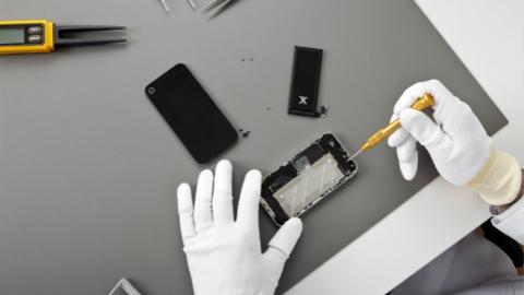 用拼装苹果NPO机换取新iPhone 上海一团伙落网