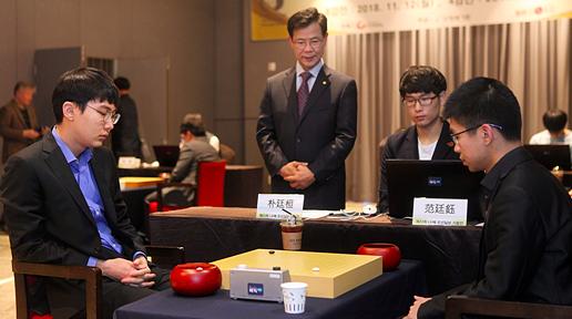 第23届世界棋王战产生四强 中国三名高手挺进半决赛