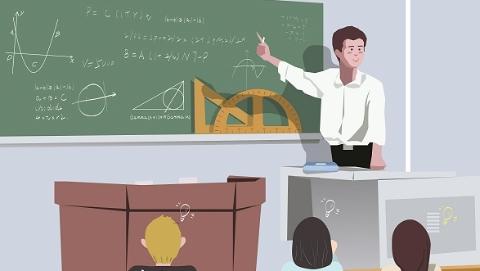 从苏轼的诗作里推算出一百只鸟?复旦五浦汇这位老师的数学课别具一格