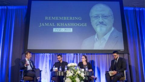 """美国敦促沙特""""必须""""追究卡舒吉案涉案人员责任"""