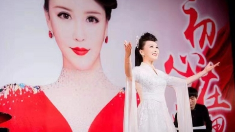 在党的诞生地唱响初心,上海歌舞团青年女高音周杨举办独唱音乐会