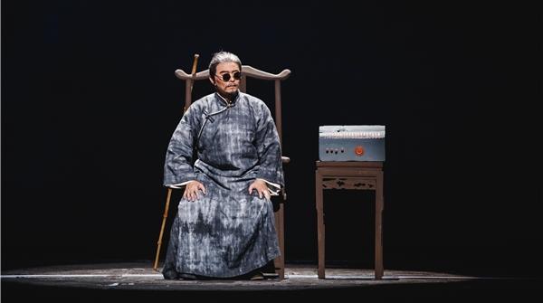 """这部歌剧为听过《二泉映月》的人,讲述了""""瞎子阿炳""""的坎坷一生"""