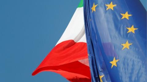"""意大利就预算案与欧盟""""过招"""""""
