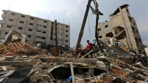 抗议政府停火协议 以色列防长突然辞职