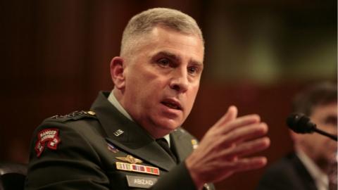 特朗普提名新任驻沙特大使 此人曾是美军中央司令部司令