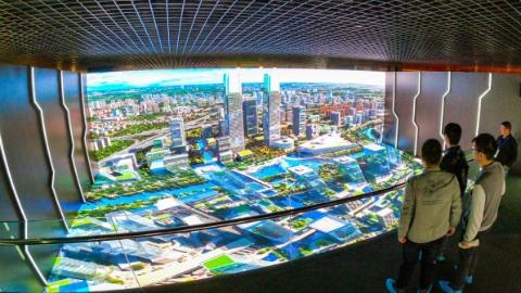 上海:以全球视野建张江科学城