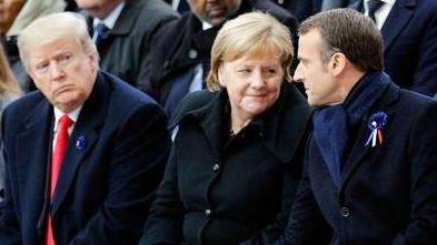 """环球论坛   欧洲联军:法国人的""""超现实主义""""梦"""