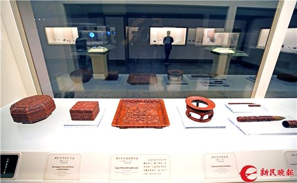 中国历代漆器艺术展厅一角-郭新洋.jpg