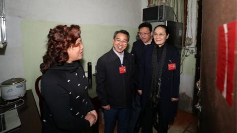 【新时代新气象新作为】积极探索老城厢保护改造新模式 上海市政协开展年末视察