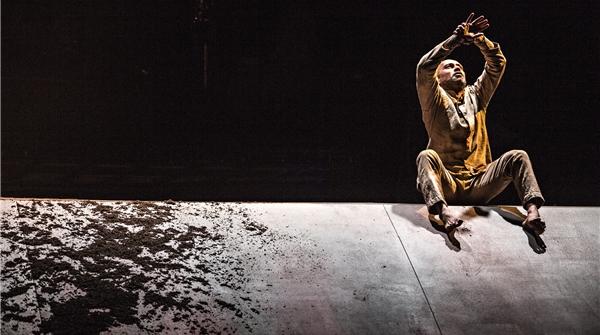 传奇舞者阿库·汉姆退役前来沪献演,他的第一个偶像为什么是李小龙?