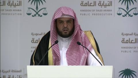 沙特检方提出对卡舒吉案涉案人员中的5人判处死刑