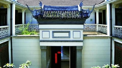 """打开上海""""石库门大王""""的私家宅院"""