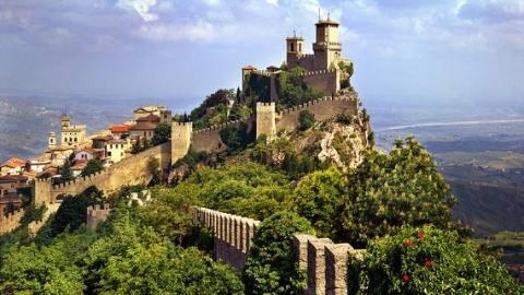 圆梦圣马力诺,意大利国中之国