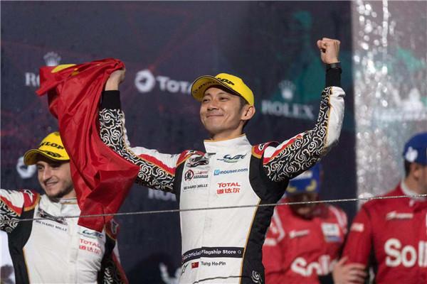 """汽车版""""上马""""昨天上演,上海车迷迎来了F1""""老朋友"""""""