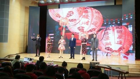 听别样韵味的《水调歌头》!留学生中国诗文诵读大会在复旦举行