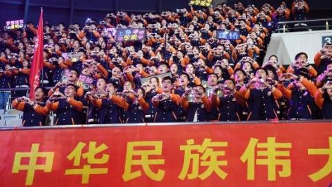 唱响青春旋律!上海大学生校园歌会在复旦大学举办