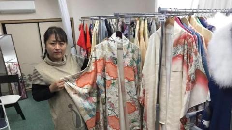 海外华人志 | 孟军:把和服文化介绍给更多的中国游客
