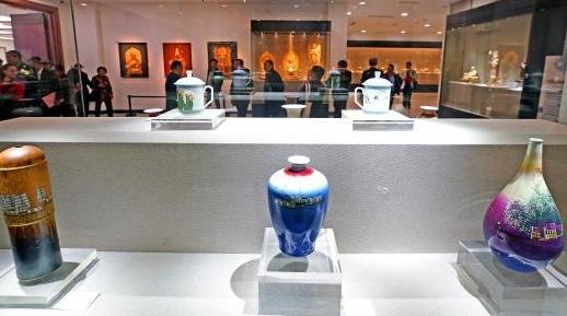 第五届上海淘宝(收藏)文化节闭幕 全国藏协掌门人共商收藏大计