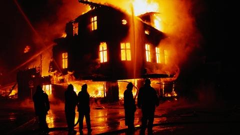 近5年冬春季火灾发生率高 沪上严控今冬明春火灾