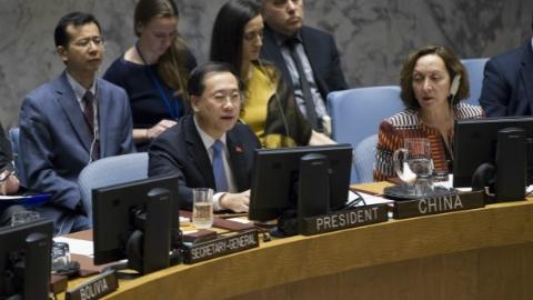 安理会审议巴以问题 各方关注加沙地带局势