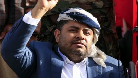 胡塞武装宣布愿为和谈停止所有军事行动