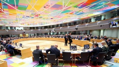 """欧盟联合防务项目数量翻番    创建""""欧盟联合情报学校""""、建设新一代导弹系统备受关注"""