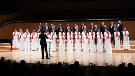 第四届上海社会科学界合唱音乐会在沪举行