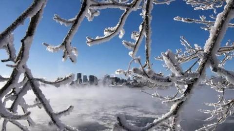 加拿大极寒天气预警-39℃雪暴来临  但这些故事真的暖到我了