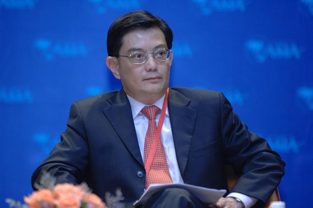 王瑞杰当选新加坡执政党第一助理秘书长 有望接替李显龙担任总理