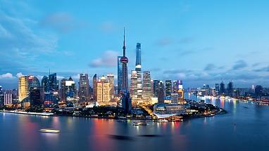 长江经济带城市协同发展能力指数发布 上海再次排名首位