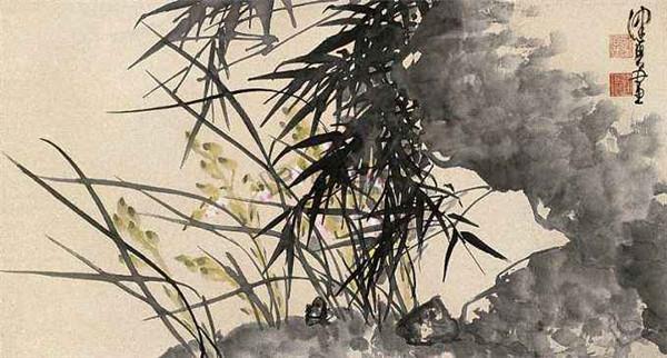 陈佩秋:我青年时是怎么学画的