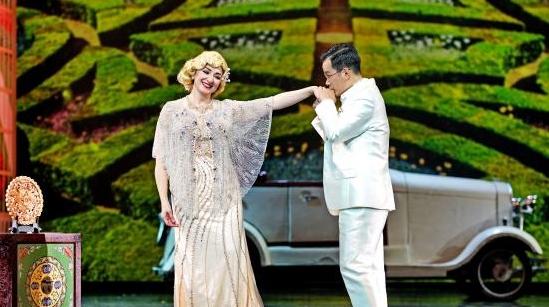 """轻轻一吻""""微笑""""倾城 上海歌剧院演出季将于明晚在东艺闭幕"""