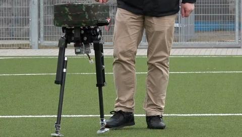 """小身材也有大耐力!全球唯一""""小贝""""!上理工团队研发智能高效双足机器人"""
