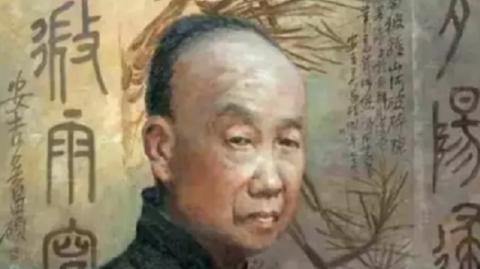 吴昌硕:人生的晚年在上海惊艳