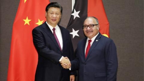 环球论坛 | 中国-太平洋岛国合作驶上快车道