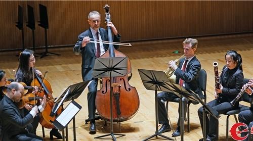 柏林爱乐教学有妙招!一场并肩演奏让上海乐队学院学生受益匪浅