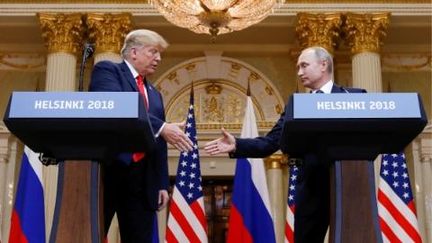 特朗普G20峰会期间不见普京?俄罗斯否认:会晤已经敲定