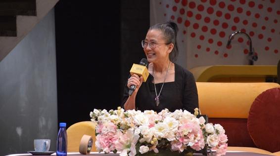 """她是首版《暗恋桃花源》中的""""春花"""",听刘若瑀讲述""""道艺合一""""的人生"""