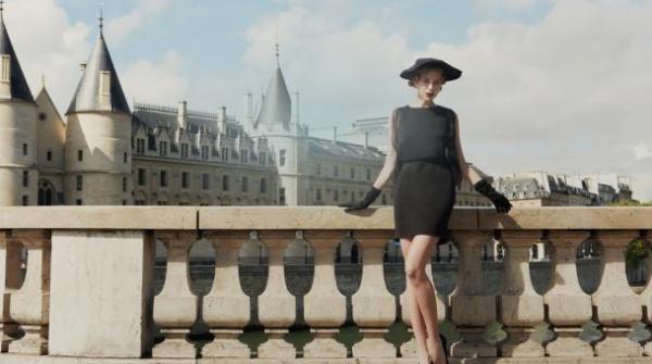 时髦之秋在巴黎
