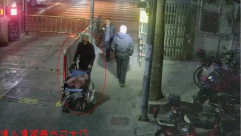 连车带包一起偷走露踪迹 宝山警方破获一起拎包盗窃案件