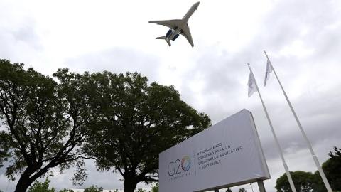 G20花絮 | 峰会首日种种意外