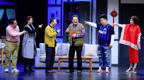 原创力量 喜剧希望 第四届上海国际喜剧节昨闭幕