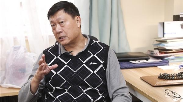 独家专访上海男篮主教练李秋平:不在意外界评价,希望刘炜打下去