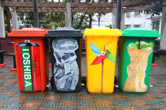 垃圾分类新时尚 | 扔垃圾,也可以很时尚