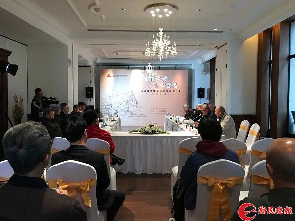 上海历史建筑风景油画创作展启动征集2.jpg