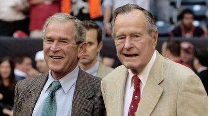 视频 | 泪中带笑,小布什悼词为何感动那么多人?